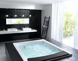 black jacuzzi bathtub fascinating square jacuzzi bathtub