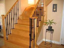 Wood Glass Stairs Design Furniture Likable Modern Wooden Staircase Designs Cute Handrails