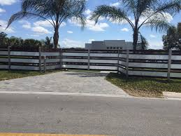 classy design modern fences ideas featuring white black colors