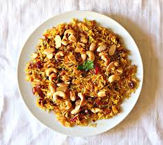 saffron rice pilaf with chicken nutrizonia