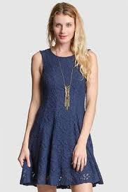 free people miles of lace dress in sky blue love what you wear