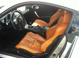 nissan 350z back seat black or burnt orange seats my350z com nissan 350z and 370z