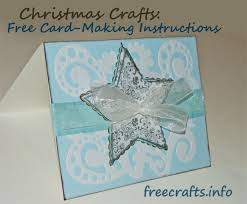 make a christmas card how to make christmas cards free free craft ideas