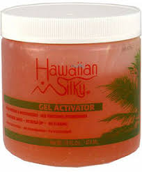 best curl activator gel for hair natural brown queen hawaiian silky gel activator product review