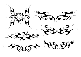 200 free vectors tribal graphics u0026 tattoo designs