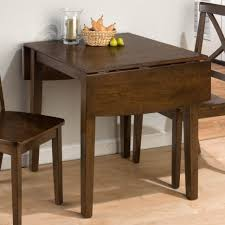 interior choosing drop leaf dining table to save your space