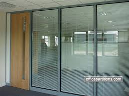 Glass Blinds Office Partitions Glass Partitions