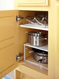 7 clever ways to organize pots and pans pan storage storage and