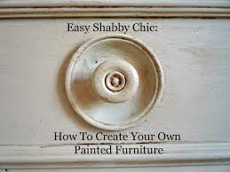 Paint Shabby Chic Furniture by Dazzle Vintage Furniture Easy Shabby Chic How To Create Your