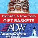 Diabetic Gift Basket Diabetic Gift Basket With Healthy Treats For Those With Diabetes