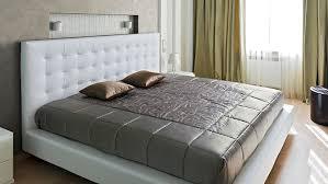 lit chambre tête de lit 10 façons de donner de donner du style décoration