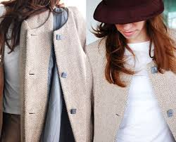 sleek organic and natural wool coats from argentina treehugger