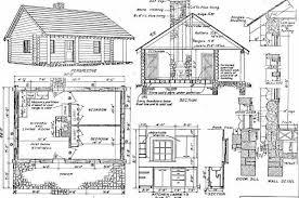 large cabin plans large log house plans home deco plans