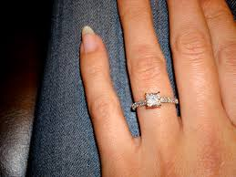cushion cut engagement ring 2 carat cushion cut engagement rings
