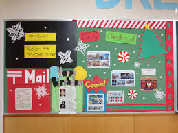 christmas bulletin board u2013 素敵なライフ