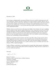 who should write letters of recommendation cover letter database
