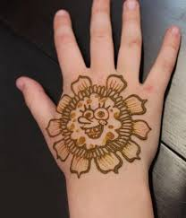 simple easy mehndi design 2017 children henna ideas