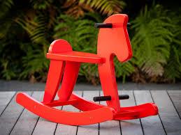 Rocking Horse High Chair Mocka Rocking Horse Kids Toys