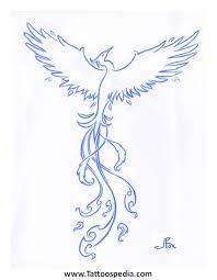 phoenix tattoo wrist 1