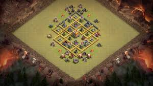 clash of clans hd wallpapers best base for town hall 7 clash of clans th7 coc best base