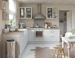 amenagement cuisine castorama charmante cuisine blanche et bois castorama amenagement cuisine