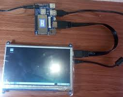 hdmi touch screen for 96boards linksprite learning center