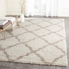Area Rugs Beige Safavieh Shag Ivory Beige Area Rug Reviews Wayfair