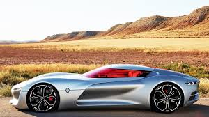 renault paris renault trezor named most beautiful concept of 2016 in paris