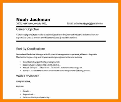 Travel Nurse Resume Sample Objective In Resume For It How To Write A Career Objective On A