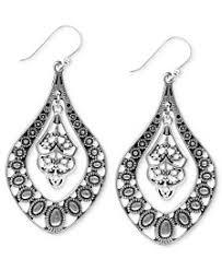 filigree earrings filigree earrings shop for and buy filigree earrings online macy s