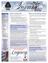 july 2016 cpa forum by houston cpa forum issuu