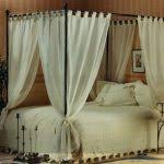 Four Poster Bed Curtains Drapes Four Poster Bed Curtains Drapes Heart Mag