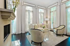 Window Treatments For Living Room And Dining Room Bow Window - Family room window treatments