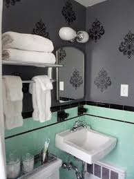 great mint green bathroom tile with additional interior decor home