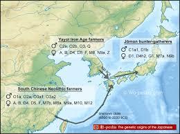 the origins of the japanese japanese history wa pedia