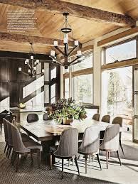 rustic dining table with bench dining room covers island set craigslist house room gauteng chairs