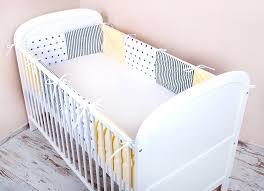 nobodinoz tour de lit amazon fr tours de lit bébé et puériculture
