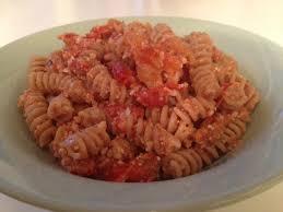 cuisiner tomates sauce tomate aux amandes veggie gastronomie