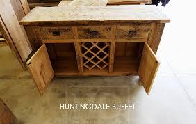 reclaimed wood buffet wine rack in kitchener ontario home blog