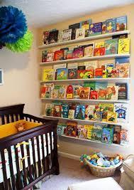 nursery bookshelf wall u2014 best home decor ideas baby room with