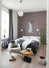chambre a coucher taupe chambre decoration taupe et blanc beige bois diy tete lit tendance