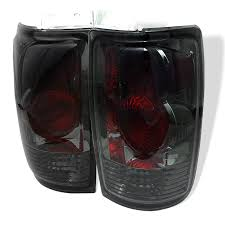 2002 ford f150 tail lights 1997 2002 ford expedition euro altezza tail lights smoked 111 fe97