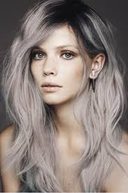 high lighted hair with gray roots coloring roots on highlighted hair hairs picture gallery