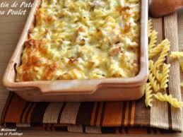 cuisine samira gratin gratin de pâtes poulet fromage et sauce béchamel par couscous et