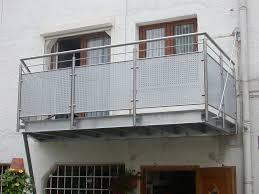 balkon metall metallbau winter balkone terrassen