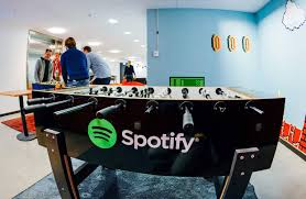 spotify looks to ramp up ad business wsj