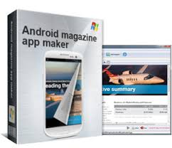book apps for android convert pdf and diverse format images into apps for android