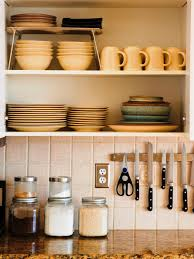 How To Organize Your Kitchen Counter Pro Chefs Talk About Home Kitchen Design Hgtv