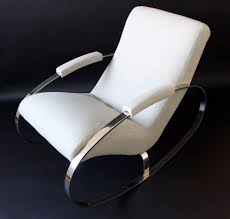 Mid Century Rocking Chair For Sale Selig Furniture Ebay
