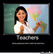 Memes About Teachers - teachers by cagnol meme center